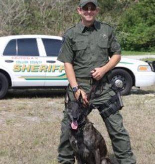 K9 Bandit - Collier County, Florida - Memorials to Fallen K-9's
